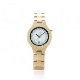Hoentjen, houten horloge – Kauai