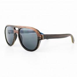 Hoentjen Creatie, houten zonnebril - Shoal Bay