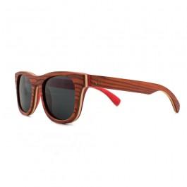 Hoentjen, houten zonnebril Meads Bay