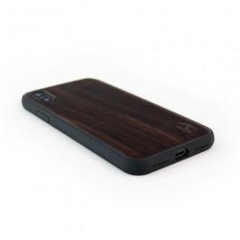 Hoentjen Creatie, Houten TPU case, iPhone X - Padouk