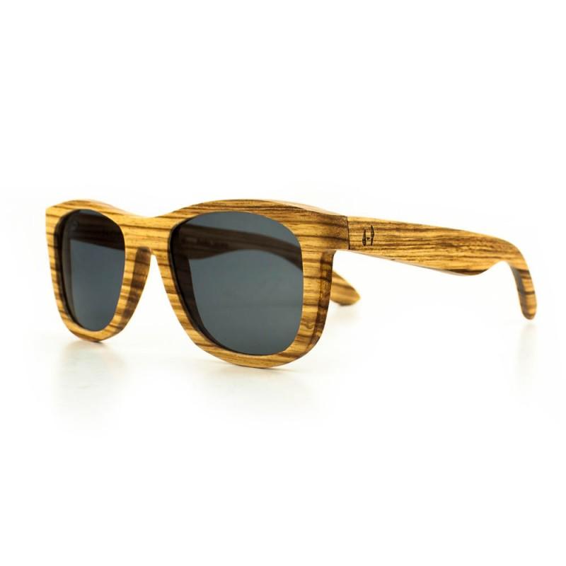 Hoentjen, houten zonnebril - Belle Mare