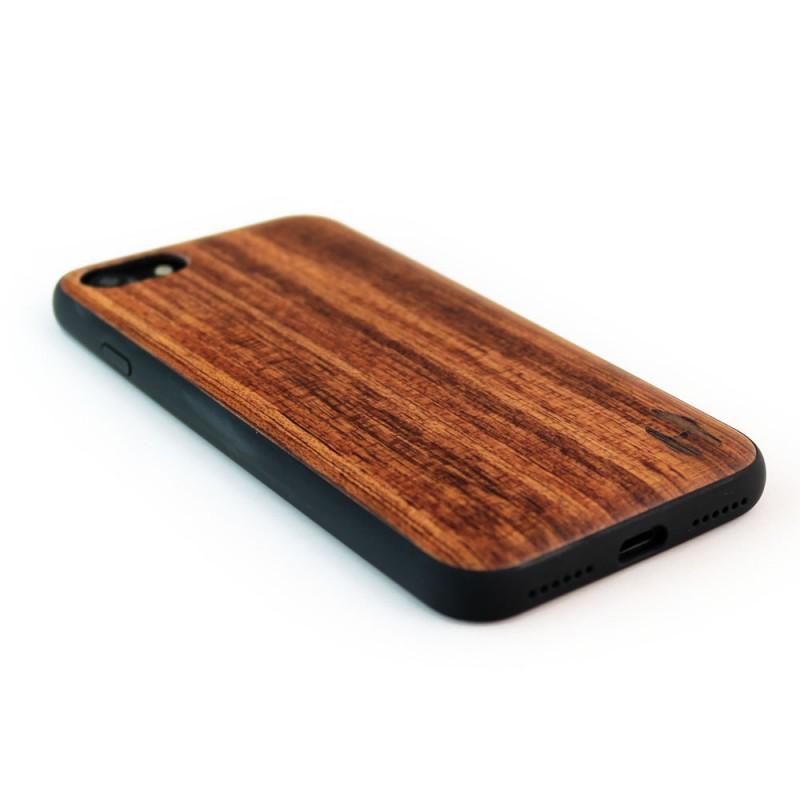Hoentjen Creatie - Houten TPU case, iPhone 8 - Palissander