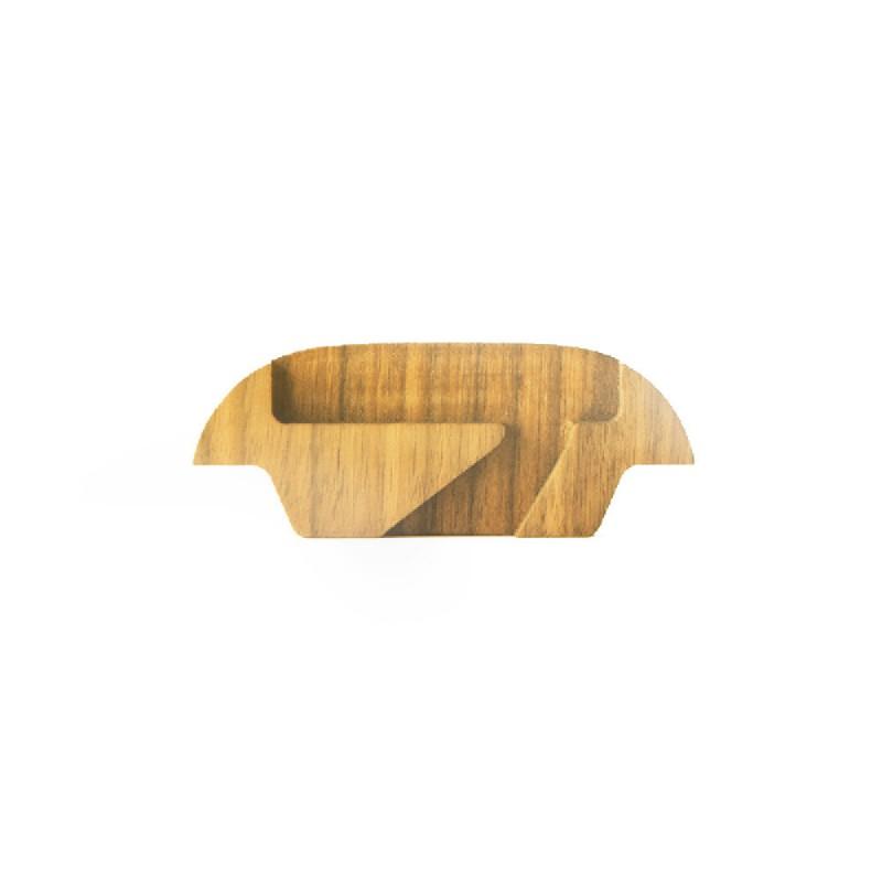 Hoentjen, houten Trobla adapter - esdoorn