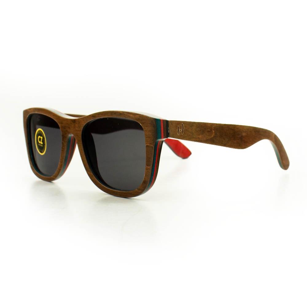 a851f445f228f7 Houten wayfarer zonnebril  Tenerife