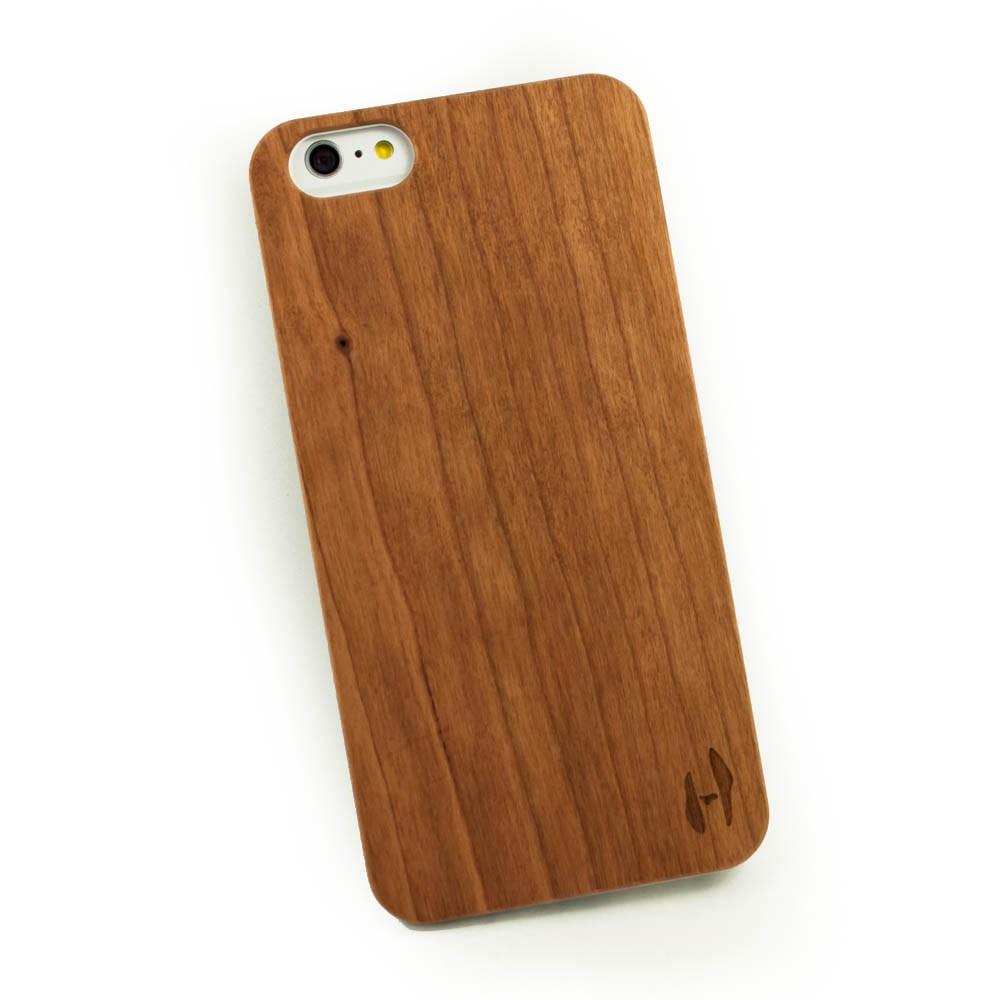Hoentjen Creatie Houten Design Hoesje Iphone 6 Plus 6s Plus Kersen