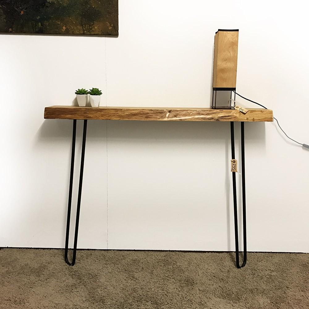Smalle Sidetable 20 Cm.Eikenhouten Sidetable Van Hoentjen Creatie