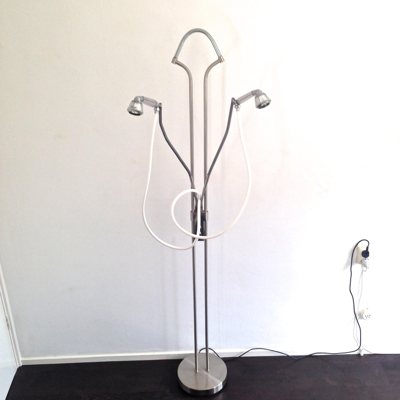 Design staande lamp doucekop lamp hoentjen for Design lampen