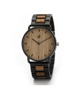 Hoentjen, houten horloge – Mallorca