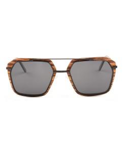 Hoentjen, houten zonnebril - Woodbini Beach