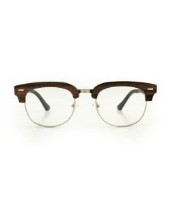 Hoentjen, houten bril – Iguazu