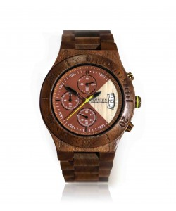 Hoentjen, houten horloge – Haïti