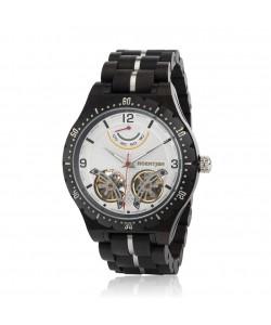 Hoentjen, automatisch houten horloge – Mustique