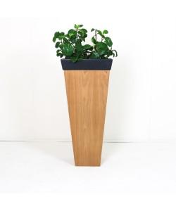 Hoentjen Creatie sierpotten, kersen hout