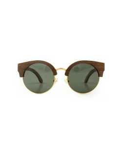 Hoentjen, houten zonnebril – Cape Maclear