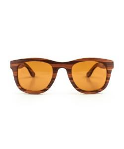 Hoentjen, houten zonnebril - Kilda