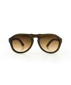 Hoentjen creatie, houten zonnebril - Waikiki