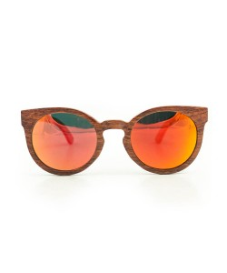Hoentjen, houten zonnebril – Lover's