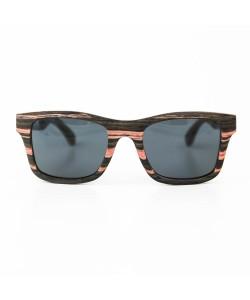 Hoentjen, houten zonnebril- Dune du playa