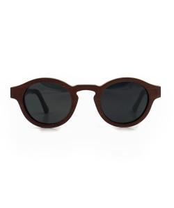 Hoentjen, houten zonnebril La Concha