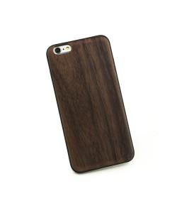 Houten TPU case, iPhone 6 Plus / 6s Plus - Padouk
