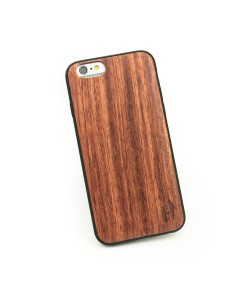 Houten TPU case, iPhone 6 - Palissander