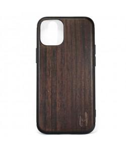 Hoentjen Creatie, Houten TPU case - iPhone 12 mini Padouk