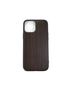 Hoentjen Creatie, Houten TPU case - iPhone 12 pro max Padouk