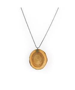 houten ketting, stam