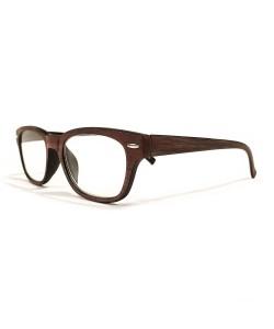 Leesbril hout-look, Hoentjen Creatie