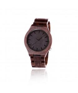 Houten horloge 'Bora Bora' - Hoentjen Creatie