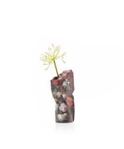 Hoentjen Creatie - Papieren Vaashoes Klein Stilleven Met Bloemen