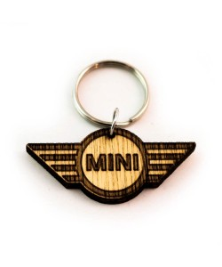 Hoentjen Creatie, Houten sleutelhanger - Mini