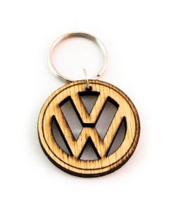 Hoentjen Creatie, Houten sleutelhanger - Volkswagen