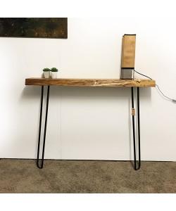 Hoentjen - Moderne eiken houten sidetable