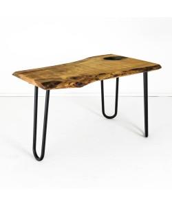 Hoentjen Creatie - Eiken houten bijzettafel / bankje / krukje