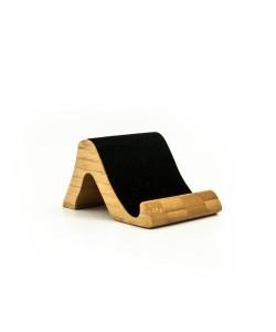Houten standaard voor telefoon, iPad-mini of toetsenbord - Hoentjen Creatie
