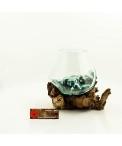 Hoentjen Creatie - Mondgeblazen vaas (serie klein) #7