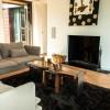 Luxe salon tafel Organic wood design