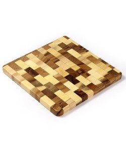 houten hakblok 35 cm