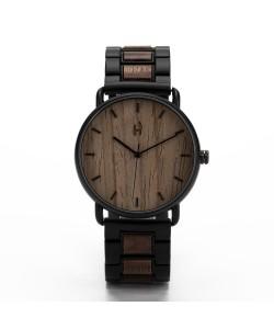 Hoentjen, houten horloge – Ibiza