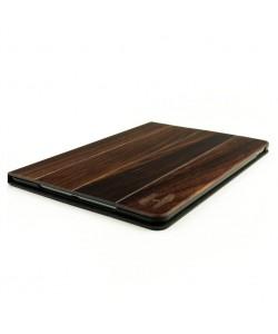 Volledig houten iPad AIR 2 bookcase - padouk