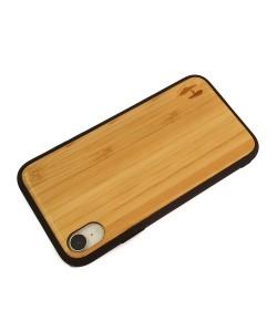 Hoentjen Creatie, Houten TPU case - iPhone XR Bamboe