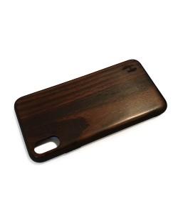 Hoentjen Creatie, Houten TPU case - iPhone XS Max Padouk