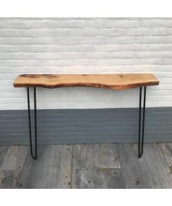 Hoentjen Unieke eiken houten sidetable