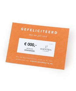 Gift Card € 100,-