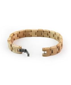 Hoentjen, houten armband - esdoorn, 14mm
