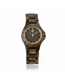 Hoentjen, houten horloge – Java