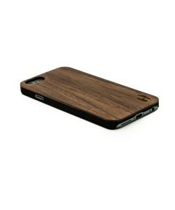 Echt houten hardcase hoesje iPhone 6 - notenhout