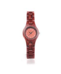 Hoentjen, houten horloge – Bali