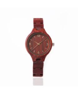 Hoentjen, houten horloge – Maldiven